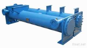 殼管式蒸發器