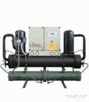 水冷開放式工業冷凍機組