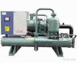 水冷螺桿低溫冷水機組