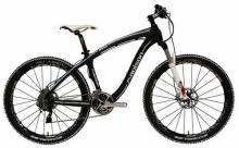 碳纤维山地自行车