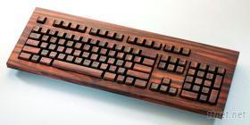 原木機械式鍵盤