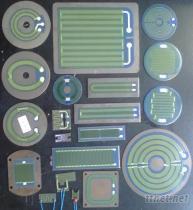 厚膜電熱片, 不鏽鋼發熱片, 低壓發熱片