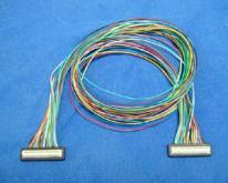 LED线组 2, 端子线, 极细同轴线