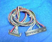 LED线组 1 客制, 端子线, 极细同轴线