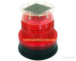 太陽能LED警示燈頭