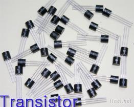 電晶體, 三極管, 半導體元件