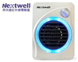 奈米遠紅外線陶瓷電暖爐