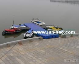 干泊位碼頭, 摩托艇碼頭, 摩托艇浮碼頭