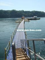 水上浮桥, 水上移动平台, 浮台