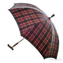 登山用柺杖傘