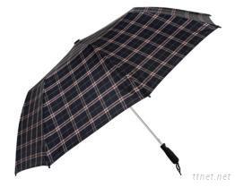 實用二折自動傘