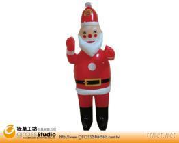 充氣聖誕老人