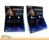 PRETEC双层PDQ纸展示盒