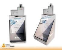 PRETEC单层PDQ纸展示盒