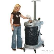 家用垃圾套袋壓縮機