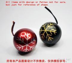 馬口鐵球形盒