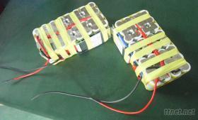 48V 6.4AH電動車磷酸鐵鋰電池組