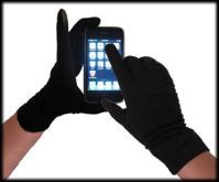 触控电热手套