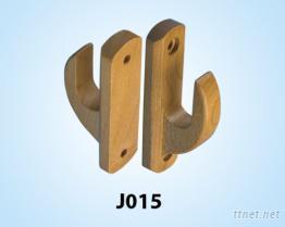 木製窗簾鉤