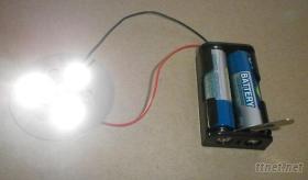 3*1W LED灯套件包