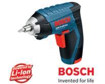 GSR Pro Drive BOSCH 鋰電起子機