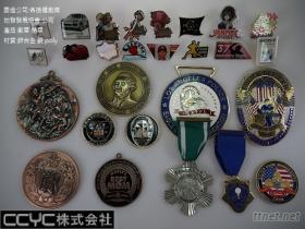 徽章,  獎章,  獎牌