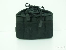 圓筒化妝包, 多功能化妝包, 束口化妝包