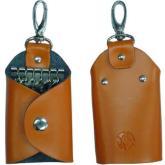 真皮鑰匙包、二層皮鑰匙包、新款鑰匙包