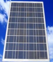 100W多晶太陽能電池板
