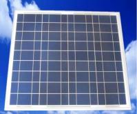 50W多晶太陽能電池板