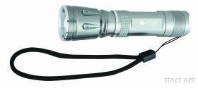 LED手電筒, 鋁合金手電筒