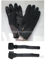 電熱摩托車內里手套