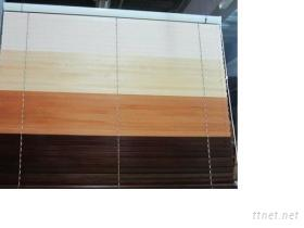 木片百葉窗-單一珠鍊式