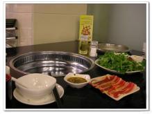 烤肉鍋, 燒烤火鍋桌, 自動進出水鍋