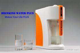 3道式+3合1中空絲膜濾水器