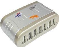 USB2.0 7 Ports集線器