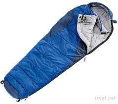 木乃伊式睡袋,魚形睡袋