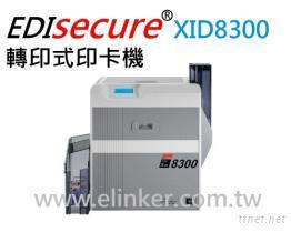 彩色印卡機 XID8300
