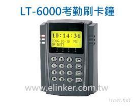 LT-6000出勤刷卡鐘