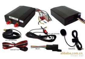 汽車防盜器, GPS定位, 電腦平台監控