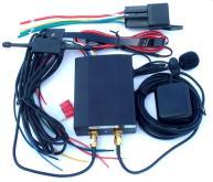 車載GPS 衛星追蹤設備, 汽車防盜設備