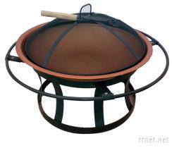 暖爐燒烤爐