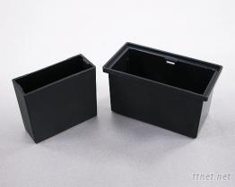 塑膠盒及殼