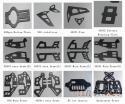 碳纖維飛機模型配件