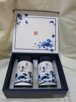 茶禮盒 (通過歐盟TUV認證312項無農藥殘留檢測)