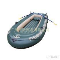 充氣釣魚船, 橡皮艇