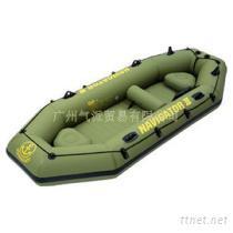 充氣橡皮艇, 釣魚橡皮船, 手劃船