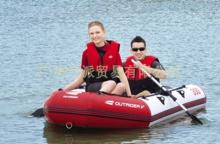 橡皮艇, 充氣沖鋒舟