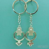 情侶鑰匙圈-688