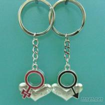 情侶鑰匙圈-381